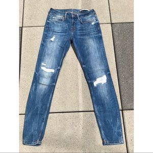 Zara skinny jeans size 4 ( fit like size2)